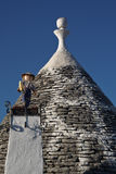 Trulli - 5 Stock Photo