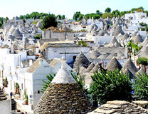 Trulli Royalty Free Stock Photo