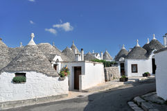 Trulli Alberabello Royalty Free Stock Photo