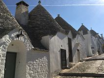 Trulli Alberobello photographie stock