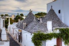 Trulli of Alberobello. Royalty Free Stock Images