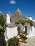Trulli of Alberobello. Apulia. Stock Photography