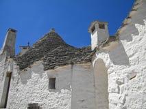 Trulli. Alberobello. Apulia. Stock Photography