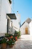 Trulli. Alberobello. Apulia. stock image