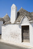 Trulli. Alberobello. Apulia. Royalty Free Stock Photos