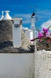 Trulli in Alberobello (Apulia, Italy) Royalty Free Stock Photography
