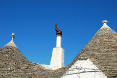The Trulli of Alberobello in Apulia - Italy n122 Royalty Free Stock Photo