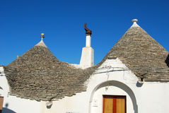 The Trulli of Alberobello in Apulia - Italy n120 Royalty Free Stock Photography