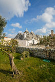 Trulli in Alberobello, Puglia, Italy Stock Images