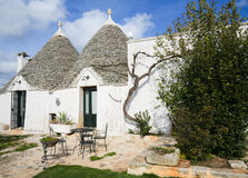 Trulli in Alberobello, Puglia, Italy Stock Photo