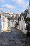 Trulli  in Alberobello Stock Photo
