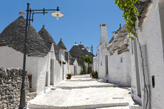 Trulli di Alberobello Stock Images