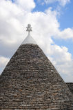 Trulli house, Italy Stock Photos