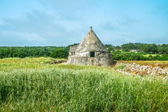 Trulli house Royalty Free Stock Images