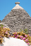 Trulli house roof Stock Photography