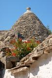 Trulli houses in Alberobello, Italy Royalty Free Stock Photos