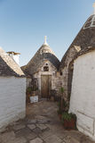 Trulli houses Stock Images