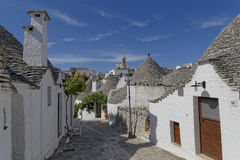 Trulli houses Stock Photo