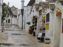 Trulli houses Royalty Free Stock Image