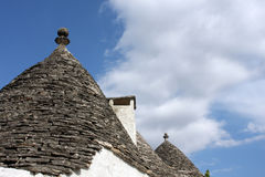 Trulli-Puglia Royalty Free Stock Images