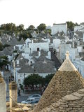 Trulli roofs Royalty Free Stock Photography