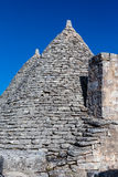 Trulli's roof Royalty Free Stock Images