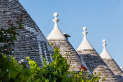 Trulli signs Royalty Free Stock Images