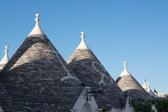 Trulli Royalty Free Stock Image
