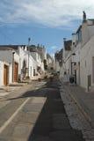 Trulli van Alberobello Royalty-vrije Stock Fotografie