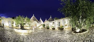 Trullo Royalty-vrije Stock Foto
