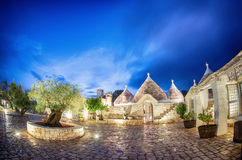 Trullo Royalty-vrije Stock Fotografie