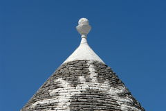Trullo ad Alberobello royalty free stock photo