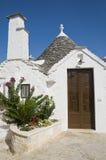 Trullo. Alberobello. Apulia. Stock Image