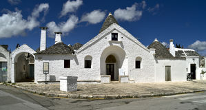 Trullo,alberobello, building,italy Royalty Free Stock Photo