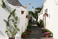 Trullo of Alberobello Royalty Free Stock Image