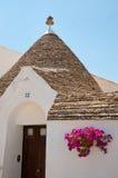 Trullo Alberobello Puglia Itália Imagem de Stock