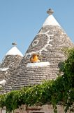 Trullo Alberobello Puglia Italy Royalty Free Stock Photos