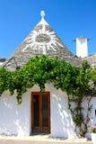 Trullo chez Alberobello Photographie stock libre de droits