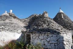 Trullo en Puglia image libre de droits