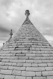 Trullo in Puglia, Italy Stock Photo
