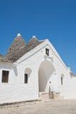 Trullo soberano. Alberobello. Apulia. imágenes de archivo libres de regalías