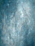 Trullo y Grey Abstract Art Painting Imagen de archivo
