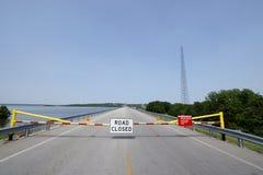 Truman湖洪水 库存照片