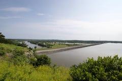 Truman湖洪水 免版税库存照片