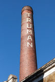 The Truman Chimney Royalty Free Stock Images