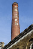 Truman's Brewery in East London Royalty Free Stock Image