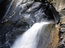 Trummelbach Falls in Lauterbrunnen Switzerland Stock Photos