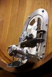 Trummor i en wine Royaltyfri Bild