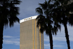 Trump Casino, Las Vegas Stock Photo