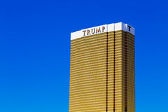 The Trump Hotel Las Vegas in Las Vegas, USA Stock Photography